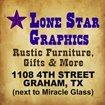 Lone Star Graphics flyer