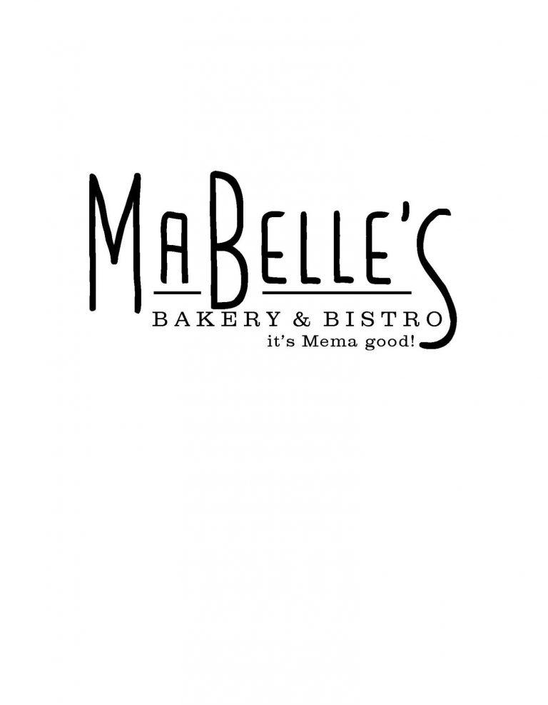 MaBelle's Bakery logo