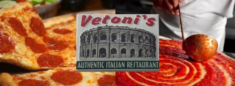 Vetoni's Italian Restaurant logo